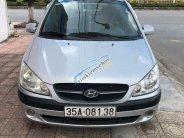 Cần bán gấp Hyundai Getz MT đời 2011, màu bạc, xe nhập, giá chỉ 198 triệu giá 198 triệu tại Hải Phòng