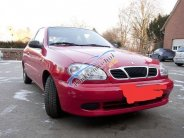 Bán Daewoo Lanos 2002, màu đỏ, nhập khẩu giá 65 triệu tại Quảng Trị