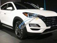 Xe Hyundai Tucson máy dầu sx 2019, màu trắng, xe sẵn giá 799 triệu tại Đà Nẵng