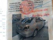 Cần tiền xây nhà bán Toyota Vios E đời 2008, màu bạc số sàn giá 245 triệu tại Tiền Giang