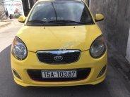 Chính chủ bán Kia Morning sản xuất 2009, màu vàng, xe nhập giá 240 triệu tại Hải Phòng