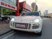 Bán Porsche Cayenne S Turbo S đời 2009, màu trắng, nhập khẩu giá 1 tỷ 100 tr tại Hà Nội