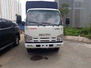 Cần bán xe Isuzu 3T5 xe tải NK650 năm 2018, màu trắng giá Giá thỏa thuận tại Bình Dương
