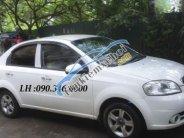 Cần bán lại xe Daewoo Gentra MT 2008, màu trắng xe gia đình giá 165 triệu tại Hà Nội