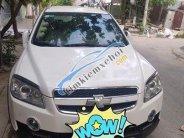 Cần bán gấp Chevrolet Captiva 2007, màu trắng, 240tr giá 240 triệu tại Đà Nẵng
