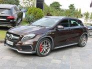 Bán Mercedes GLA45, màu nâu, nhập khẩu, chính hãng 900km, siêu xe AMG 0775138888 giá 1 tỷ 950 tr tại Hà Nội