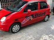 Bán ô tô Daewoo Matiz đời 2003, màu đỏ, gầm bệ chắc chắn, sơn nhựa nét căng giá 52 triệu tại Hải Phòng