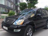 Bán ô tô Lexus GX 470  4.7 AT sản xuất năm 2008, màu đen, nhập khẩu  giá 1 tỷ 285 tr tại Hà Nội