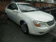 Cần bán lại xe Kia Cerato năm 2007, màu trắng, nhập khẩu, máy chạy tốt giá 170 triệu tại Tp.HCM