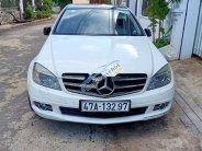 Bán xe Mercedes C63 đời 2010, màu trắng, nhập khẩu nguyên chiếc, xe còn nguyên rin mới 95% giá 650 triệu tại Đắk Lắk