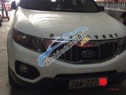 Cần bán Kia Sorento 2.4 AT đời 2010, màu trắng giá 515 triệu tại Hà Nội