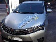 Bán Toyota Corolla altis 1.8G đời 2017, màu bạc giá 630 triệu tại Hưng Yên