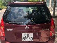 Bán Mazda Premacy 1.8 AT đời 2003, màu đỏ, xe nhà đang sử dụng giá 189 triệu tại Tp.HCM