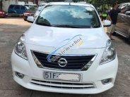 Bán xe Nissan Sunny XV cuối 2015, màu trắng, số tự động, full option giá 358 triệu tại Tp.HCM