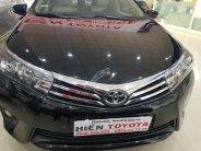 Bán Toyota Corolla altis 1.8G sản xuất 2017, màu đen như mới giá 680 triệu tại Tp.HCM