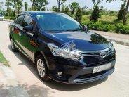 Bán Toyota Vios năm sản xuất 2015, màu đen, chính chủ Hà Nội, full đồ giá 362 triệu tại Hà Nội