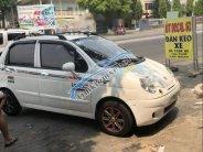 Cần bán lại xe Daewoo Matiz sản xuất năm 2008, màu trắng, biển số 81 giá 100 triệu tại Kon Tum