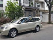 Nhà bán xe Nissan Livina sản xuất năm 2011, màu vàng cát, giá chỉ 345 triệu giá 345 triệu tại Tp.HCM