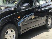 Gia đình bán Ssangyong Kyron đời 2007, màu đen, xe nhập giá 290 triệu tại Tp.HCM