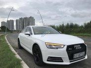 Bán xe Audi A4 2.0 TFSI Ultra model 2017, màu trắng, nhập khẩu nguyên chiếc giá 1 tỷ 320 tr tại Tp.HCM