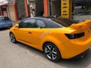 Bán Kia Forte Koup 1.6 AT đời 2009, màu vàng, nhập khẩu   giá 430 triệu tại Hà Tĩnh