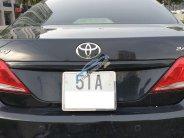 Bán xe Toyota Camry 2.4G năm sản xuất 2011, màu đen, giá chỉ 615 triệu giá 615 triệu tại Tp.HCM