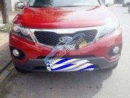 Cần bán Kia Sorento 2010, màu đỏ, xe nhập giá 595 triệu tại Cần Thơ