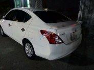 Cần bán gấp Nissan Sunny AT đời 2015, màu trắng giá 340 triệu tại Tp.HCM