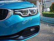 Bán BMW 420i Gran Coupe năm 2019, màu xanh lam, nhập khẩu giá 2 tỷ 89 tr tại Tp.HCM