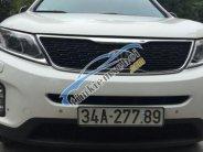 Cần bán Kia Sorento 2.4 AT sản xuất năm 2015, màu trắng giá 710 triệu tại Hải Dương