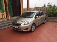 Bán xe Toyota Vios sản xuất 2010, xe đẹp long lanh, đi giữ gìn, màu vàng cát giá 275 triệu tại Hà Nội