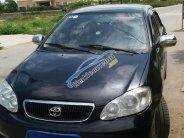 Cần bán lại xe Toyota Corolla altis năm sản xuất 2003, màu đen, máy êm giá 195 triệu tại Bắc Giang