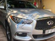 Bán Infiniti QX60 3.5 AT sản xuất 2017, màu bạc, xe nhập chính chủ giá 2 tỷ 880 tr tại Hà Nội