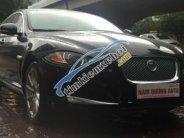 Bán Jaguar XF 2.0 AT sản xuất năm 2013, màu đen, nhập khẩu nguyên chiếc giá 1 tỷ 300 tr tại Hà Nội