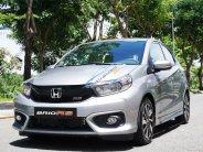 Chỉ 145tr, sở hữu Honda Brio 2019 nhập khẩu, khuyến mãi TM+BHVC+PK giá 448 triệu tại Tp.HCM