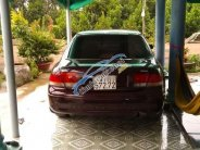 Cần đổi xe nên bán lại Mazda 626 sản xuất năm 1995, màu đỏ giá 12 triệu tại Bình Dương