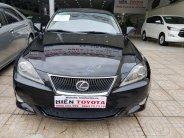 Cần bán Lexus IS 2.5 sản xuất 2007, màu đen, nhập khẩu giá 750 triệu tại Tp.HCM