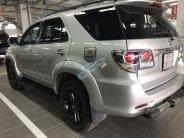 Bán xe Toyota Fortuner G đời 2015, màu bạc chính chủ giá 810 triệu tại Tp.HCM