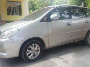 Cần bán Toyota Innova G đời 2007, màu bạc giá 298 triệu tại Quảng Ngãi
