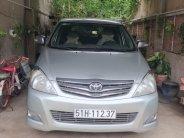 Bán ô tô Toyota Innova đời 2010, màu bạc, chính chủ, 435 triệu giá 435 triệu tại Tp.HCM