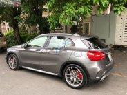 Bán xe Mercedes GLA 45 AMG 4Matic sản xuất 2014, màu xám, nhập khẩu   giá 1 tỷ 330 tr tại Tp.HCM