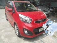 Cần bán lại xe Kia Morning đời 2011, màu đỏ, nhập khẩu chính hãng  giá 310 triệu tại Hà Nội