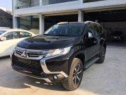 Bán Mitsubishi Pajero Sport MT đời 2019, màu đen, có sẳn, nhập khẩu giá 888 triệu tại Quảng Nam