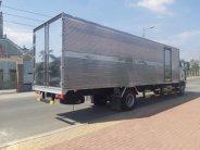 Bán xe tải Faw 8 tấn thùng dài 9m7 chuyên chở pallet bao bì giấy giá 960 triệu tại Bình Dương