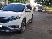 Cần bán xe Crv 2015, bản 2.4, phom mới, màu trắng Ngọc Trinh giá 823 triệu tại Tp.HCM