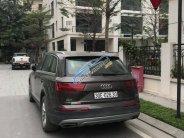 Bán Audi Q7 3.0 2016, màu nâu, xe nhập giá 2 tỷ 739 tr tại Hà Nội