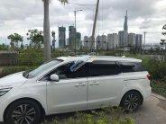 Bán xe cũ Kia Sedona đời 2017, màu trắng giá 1 tỷ 80 tr tại Tp.HCM