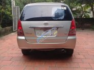 Bán Toyota inova G sản xuất 2008, màu bạc giá 285 triệu tại Hòa Bình