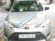 Bán Toyota Vios đời 2015, màu bạc, giá chỉ 365 triệu giá 365 triệu tại Hà Nội