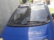 Bán xe Daewoo Matiz đời 2002, màu xanh lam, chính chủ giá 55 triệu tại Vĩnh Phúc